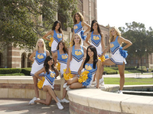 Kona Tanning Preps the UCLA Cheerleaders for NCAA Tournament