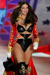 Throwback Featuring Angel Adriana Lima at the 2012 Victoria's Secret Fashion Show
