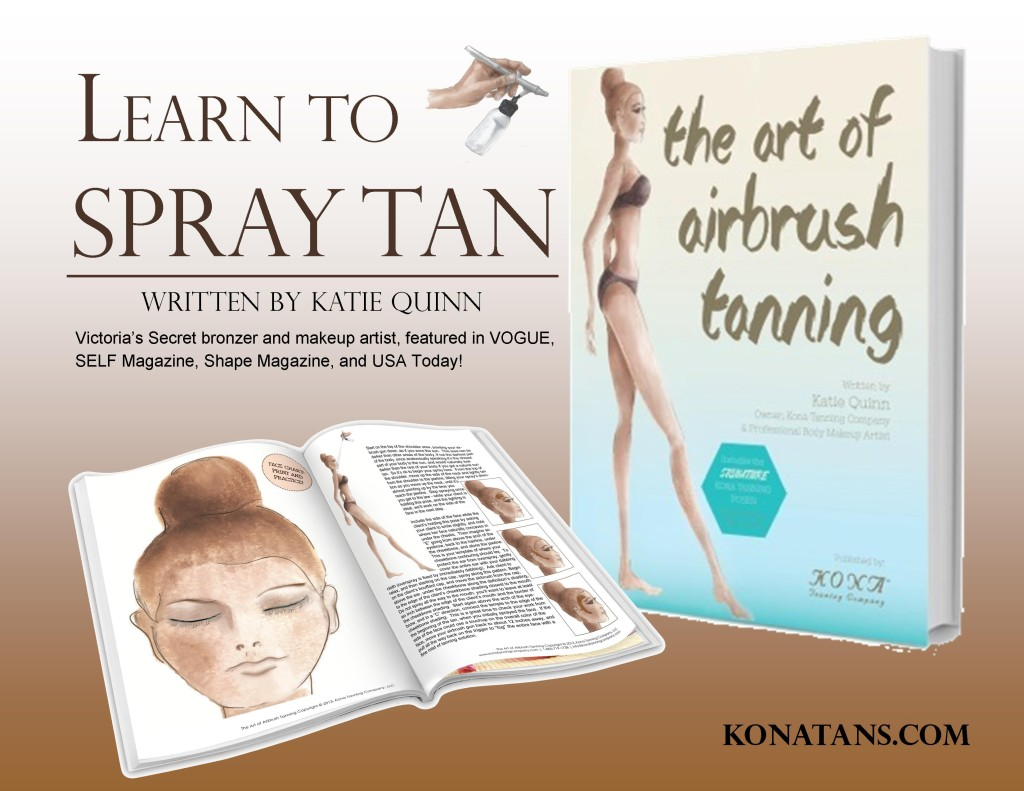 The Art of Airbrush Tanning eBook Fashion Blog Review