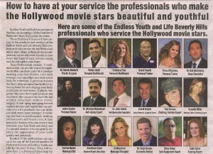 Kona Tanning in USA Today Article on Hollywood Celebrity Beauty Professionals