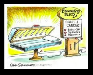 Still Using Tanning Beds?