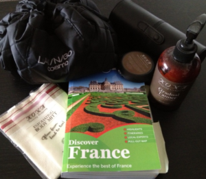 Kona Tanning in Paris!  How Far Have You Traveled With Your Tan?