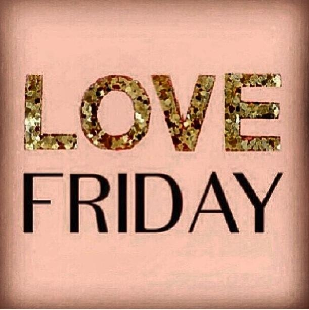 LOVE FRIDAY  |  KonaTans.com #spraytan #tan #tanning #selftan #bronze #bronzer #makeup