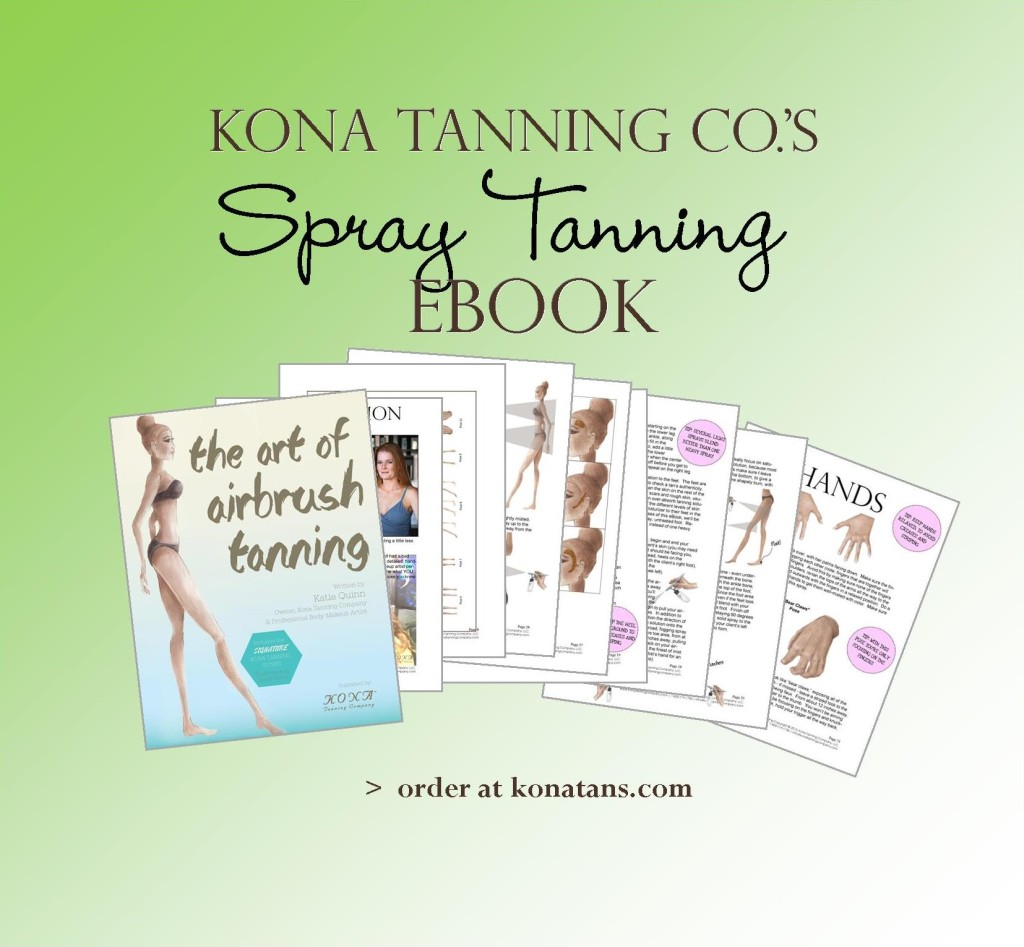 The Art of Airbrush Tanning eBook - Learn to Spray Tan