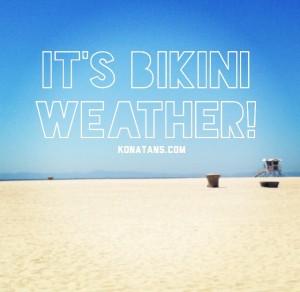 Bikini Fever Arrives in California – We've Got Your Cure!