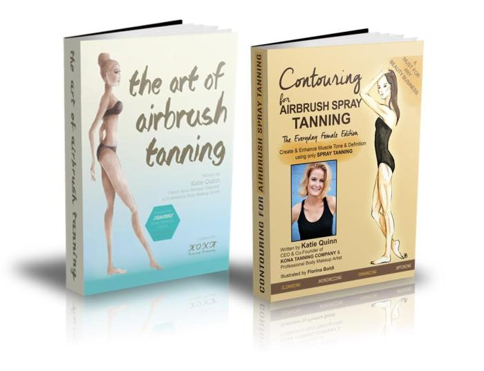 katie-quinns-art-airbrush-tanning-contouring-spray-tans-book-set2