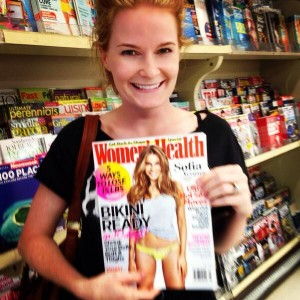 Women's Health Magazine Features Kona Tanning Contouring Tips With Sofia Vergara on the Cover!