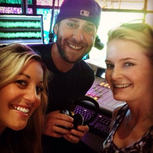 Kona Tanning's Katie Quinn & Fitness Guru Vitamin Bridget on KX93.5 Laguna Beach!
