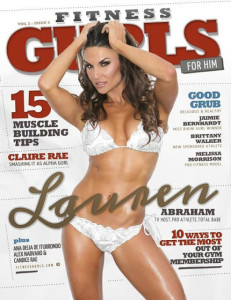 Kona-Tanned Fitness Stunner Lands the Cover of Fitness Gurls Magazine