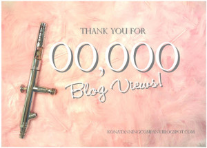 Thank You For Record Blog Views!