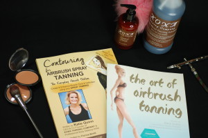 Order a paperback of everyone's favorite spray tan contouring book! | KonaTans.com