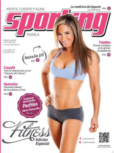 Kona Tanning Cover With Fitness Guru Natalie Jill