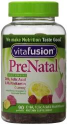 Vitafusion Prenatal, Gummy Vitamins, 90-Count, Assorted Flavors