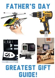 Top 10 Greatest Gifts – Father's Day Gift Guide