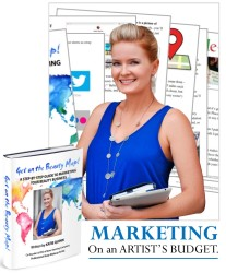 Enter To WIN A Copy Of Katie Quinn's New Beauty Business Marketing Guide!