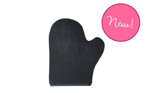 The Best Self-Tanning Application Mitt - Now Available!