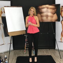 Live Online International Spray Tan Contouring Class with Katie Quinn